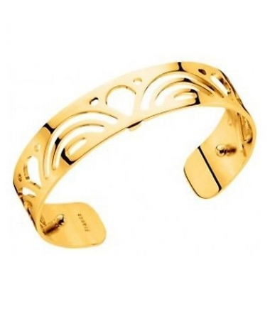 Bracelet Poisson Laiton Finition Or Jaune Les Miss