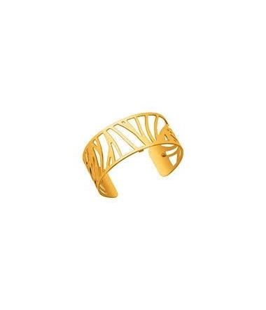 Bracelet Perroquet Laiton Finition Or Jaune Femme