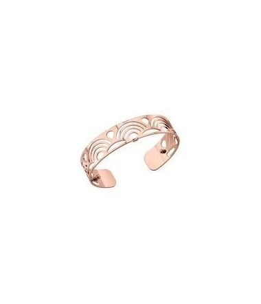 Bracelet Poisson Laiton Finition Or Rose Femme 14