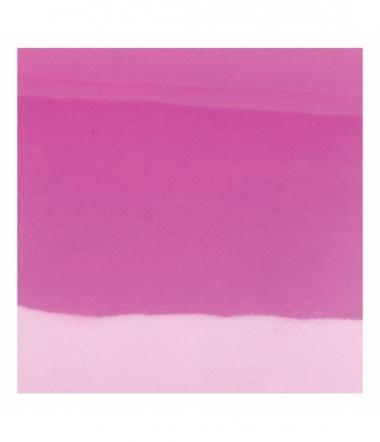 Vinyl Bague Cristal Fluo Rose 12 mm