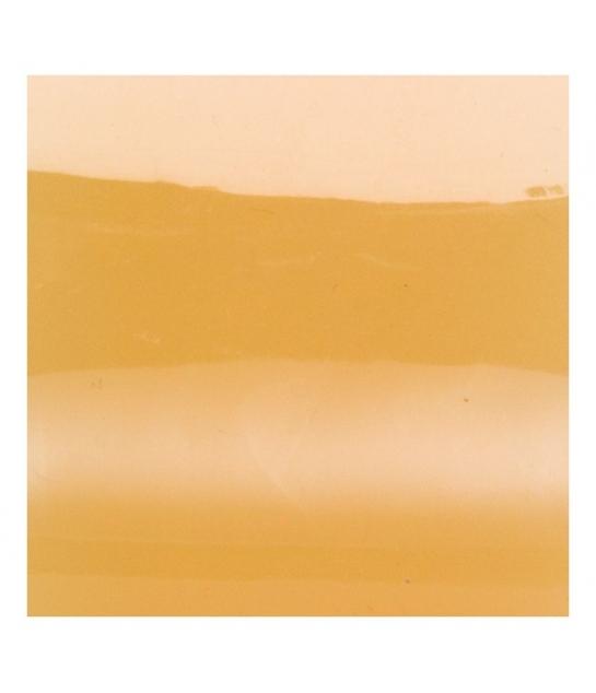 Vinyl Bracelet Cristal Fluo Orange 25 mm