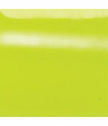 Vinyle bague cristal fluo jaune