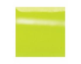 Vinyle Bracelet Cristal Fluo Jaune 25 mm